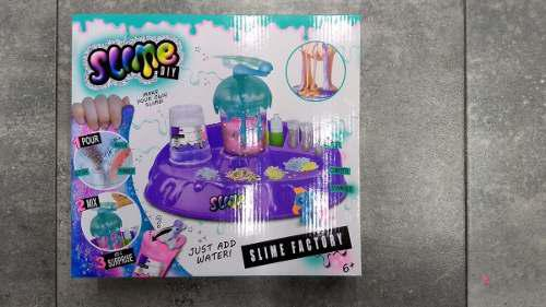 Slime Diy Slime Factory Fabrica De Slime Confetti Glitter