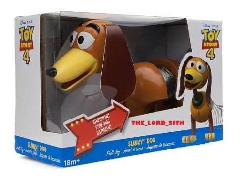 Slinky Dog Disney De Toy Story 4 Juguete (perrito) Estirame