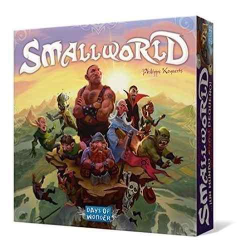 Small World Juego De Mesa (smallworld) En Español