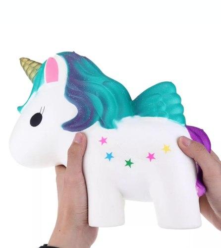 Squishy Unicornio Aromático: Gigante - Envío Gratis -