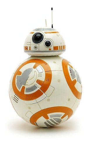 Star Wars Bb-8 Figura Con Sonidos Disney Store Nueva