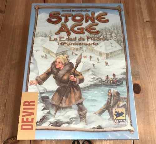 Stone Age 10 Aniversario Juego De Mesa En Español