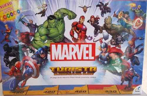 Turista Marvel Universo De Super Heroes