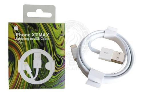 Cable Lightning Apple iPhone 6 7 8 X Xr Xs Max