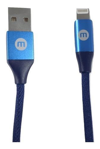 Cable Original Mobo iPhone 7 8 Plus X Xs Max Carga Datos