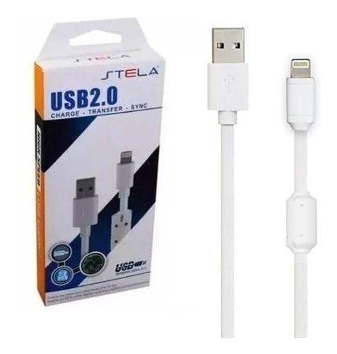 Cable Usb iPhone 5 6 7 8 X Xs Xs Max Xr Lightning iPad Mini