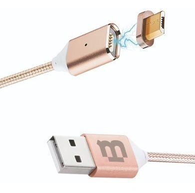 Cable V8 Magnetico Blackpcs Micro Usb V8 Cobre 1m(cacomtm-2)