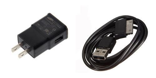 Cargador + Cable De Datos Samsung Galaxy Tab Tablet 10.1