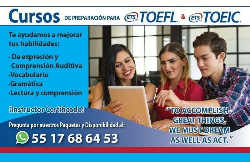 Clasee de inglés personalizadas y cursos de preparación