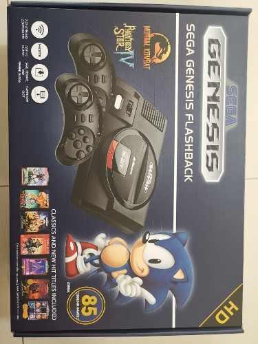 Consola De Videojuegos Sega Génesis Flashback