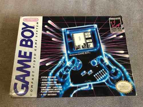 Consola Game Boy Original Nintendo !!! En Caja