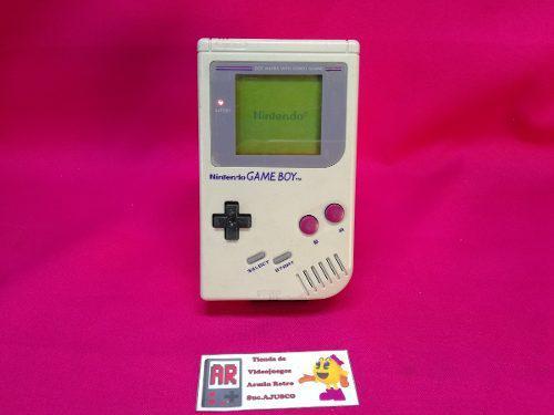 Consola Game Boy Tabique Con Un Juego A Escoger