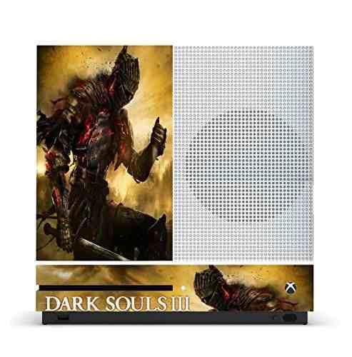 Dark Souls 3 Game Skin Para Consola Xbox One Slim 100% Sati