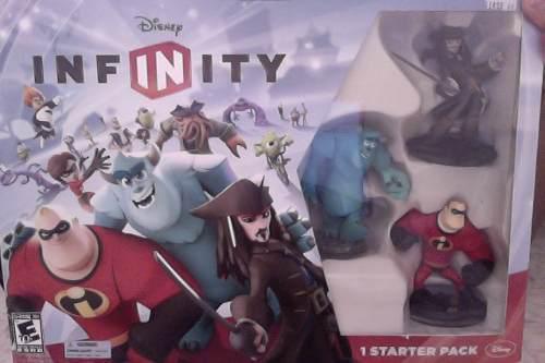 Disney Infinity Para Consola Wii U