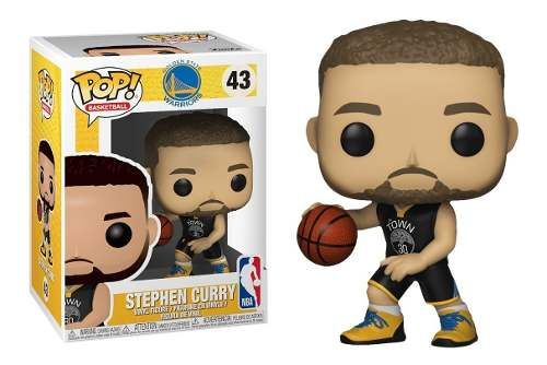Funko Pop Stephen Curry Nba 'golden State Warriors' #43