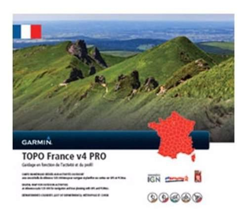 Garmin Topo Francia Descargable