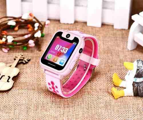 Gps Smart Watch Localizador Para Niños Con Cámara