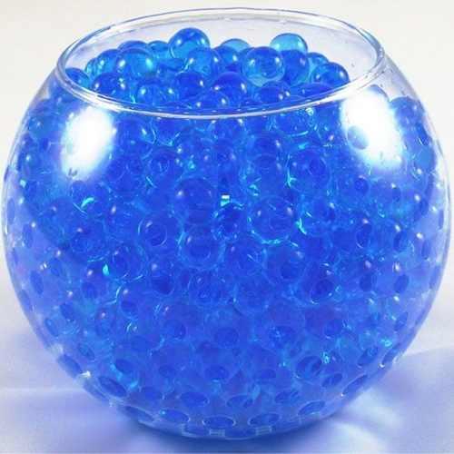 Hidrogel Centros De Mesa Recuerdos 20 Sobres Azul
