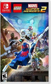 Juego Lego Marvel Sueper Heroes 2 Nintendo Switch Original