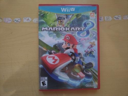 Juegos Wii U Mario Kart 8