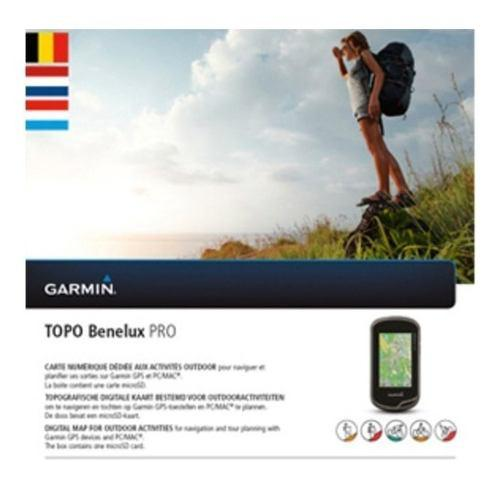 Mapa Garmin Topo Benelux Descargable