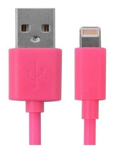 Mayoreo Cable Usb Para iPhone,,iph5,iph6,etc Apartir D 6pza