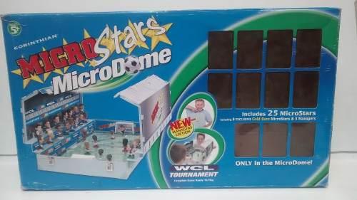 Microstars Cabezones Coca Cola Estadio Microdome 129 Figuras
