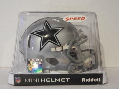 Nfl Mini Casco Speed Dallas Cowboys Riddell
