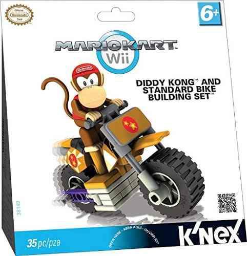 Nintendo Diddy Kong Y Estándar De Bicicletas Juego De