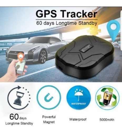 Rastreador Gps Tracker Con Microfono Espía Moto Coche