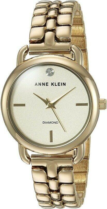Reloj Anne Klein Diamond Ak/chgb