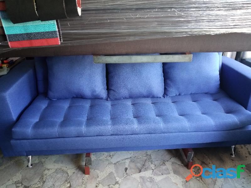 Se venden muebles sobre medidas diferentes colores y telas