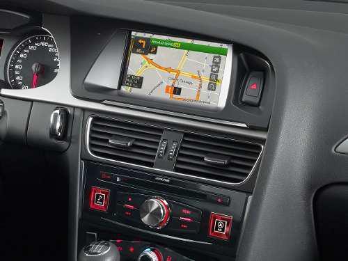 Sistema De Navegación Alpine Style Para Audi A4 - A5 - Q5