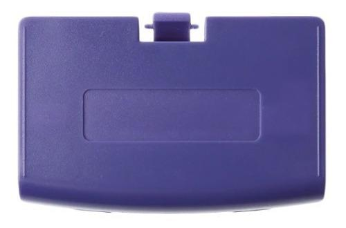 Tapa De Baterías Pilas Game Boy Advance Gba