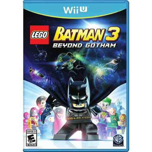 Video Juego Lego Batman 3: Beyond Gotham Wii U