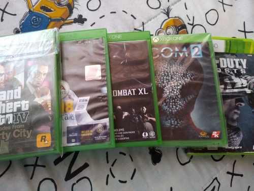 Videojuegos De Xbox One Y 360