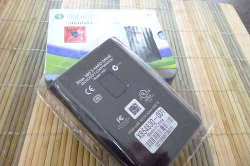 Xbox 360 Slim Y E Disco Duro De 160gb
