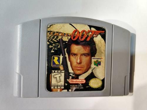 007 Golden Eye N64 Juegazo Funcionado En The Next Level!!!