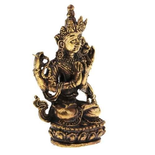 1 Pieza De Estatua De Buda, Adorno Decorativo Para Sala De