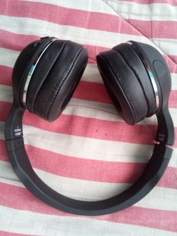 Audifonos Skullcandy Hesh2 Bluetooth seminuevos c/v