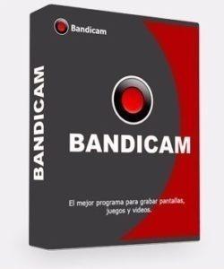 Bandicam - Programa Para Grabar Pantalla Pc, Juegos Y Videos