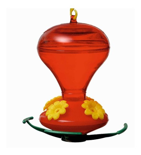 Bebedero-alimentador Chico Para Colibrí/ Hummingbird Feeder
