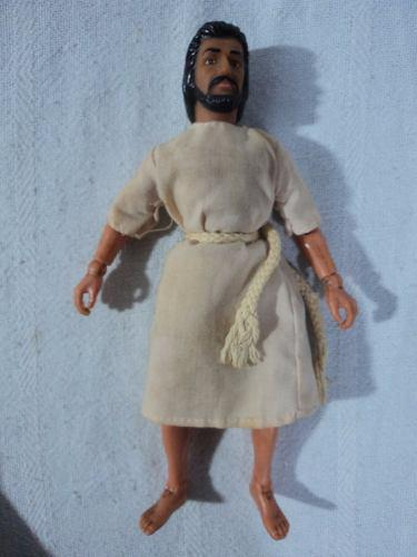 Blessed Toys Figuras Bíblicas Tipo Mego Jesús Cristo 70s