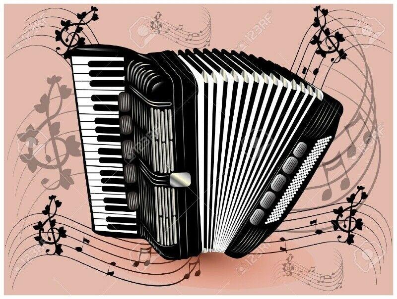 Clases de ACORDEON -PIANO