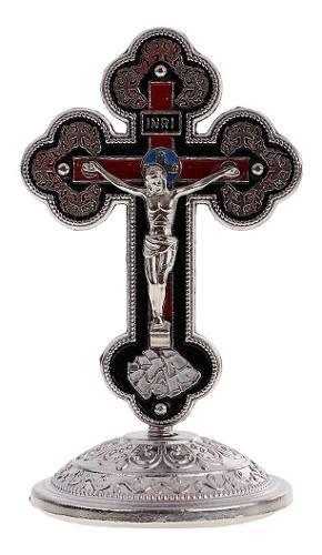 Estatua De Jesucristo Del Crucifijo Cruz De Inri Para El Or
