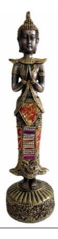 Figura De Buda En Resina