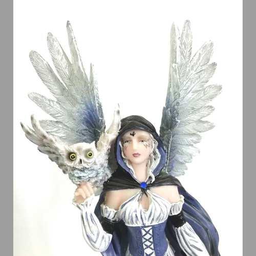 Hermosa Hada De La Sabiduría-envio Gratis