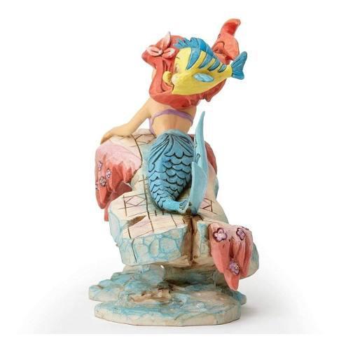Jim Shore For Enesco Disney Escultura De La Sirenita