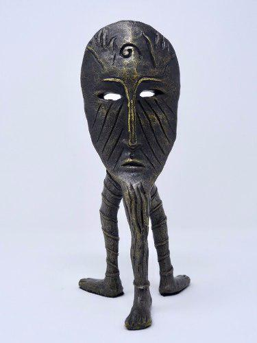 Looking Out Escultura En Bronce De Alejandro Velasco Ed 3/56