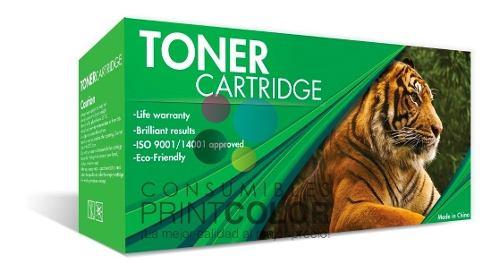 Pack 4 Toner Generico Tigre 128a Ce320a Ce321a Ce322a Ce323a